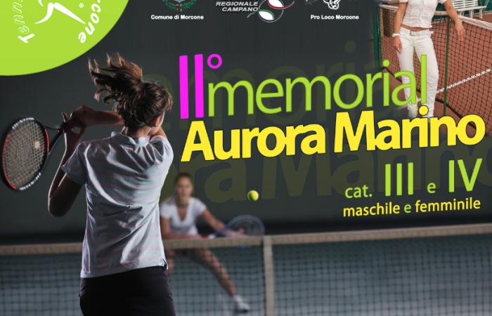 """Oggi le finali del II Memorial """"Aurora Marino"""""""
