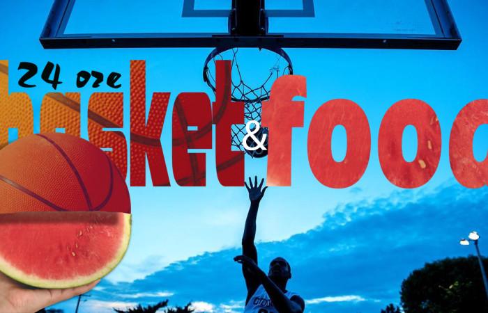 Anche quest'estate torna la 24 ore di basket
