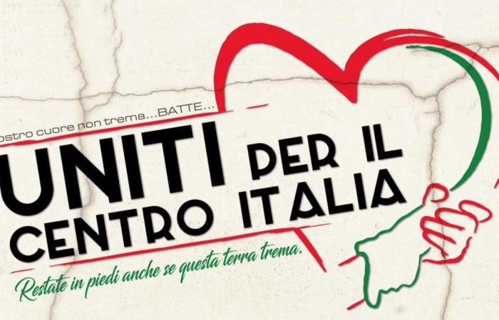 Il 15 Ottobre tutti Uniti per il Centro Italia