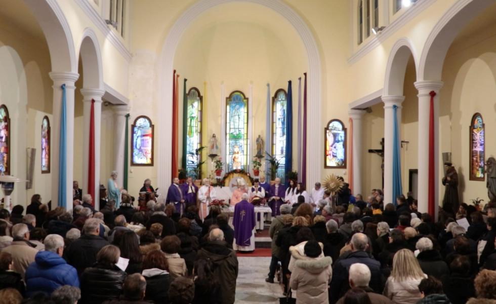 VideoPillola della cerimonia di insediamento del nuovo parroco