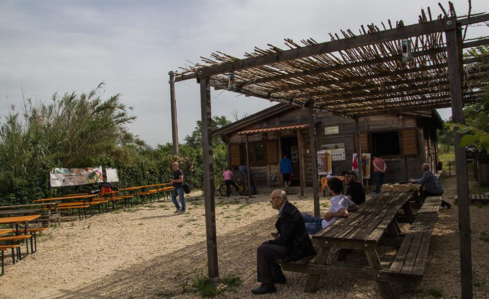 centro visita - il Gruccione 2
