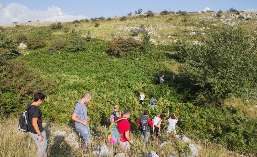escursione a monte calvello (110)