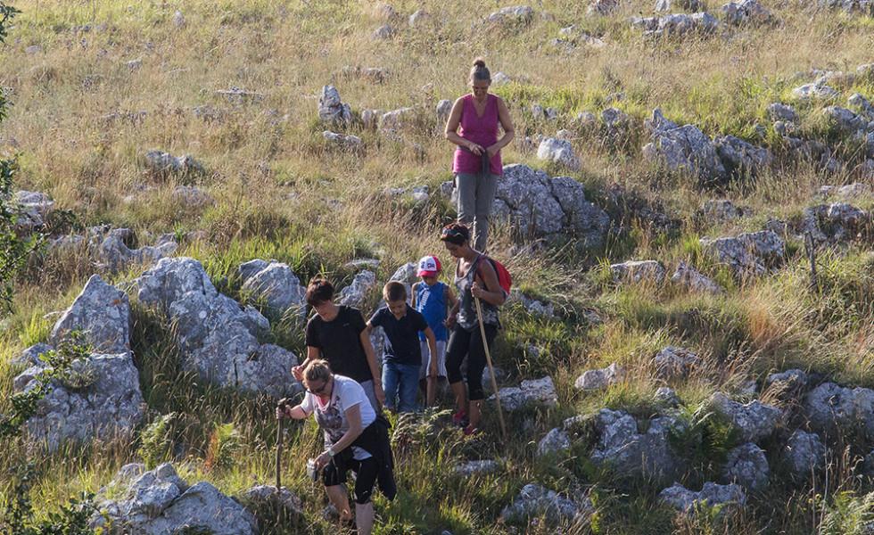 escursione a monte calvello (111)