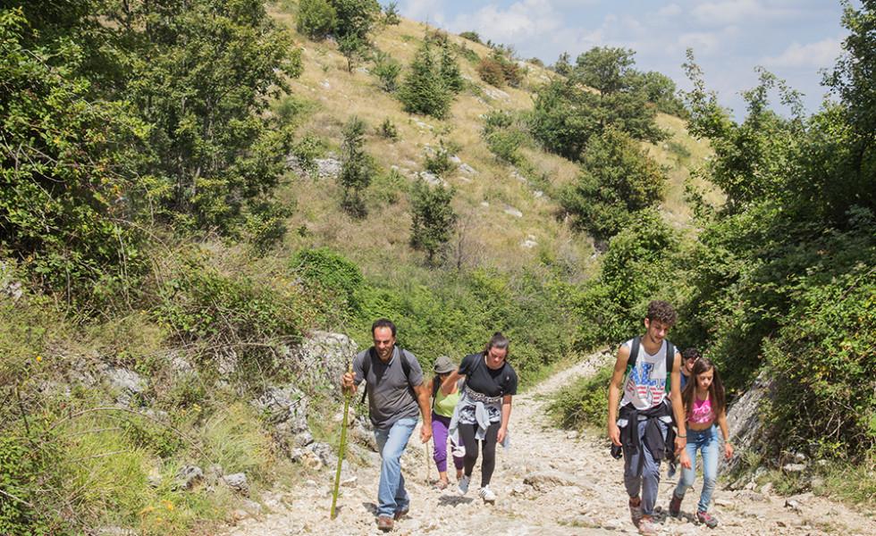 escursione a monte calvello (64)