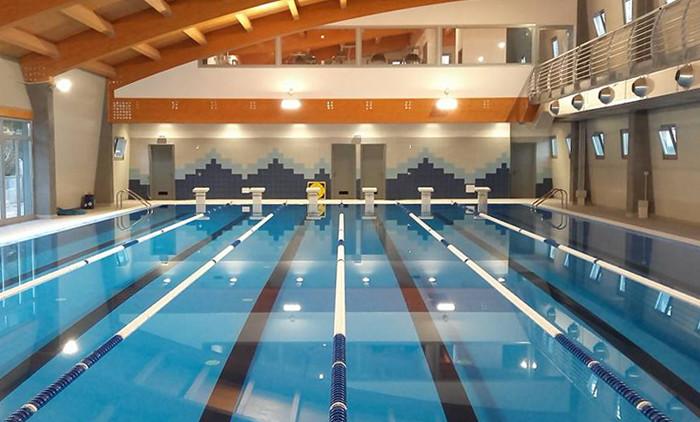 Un tuffo nella nuova piscina di Morcone