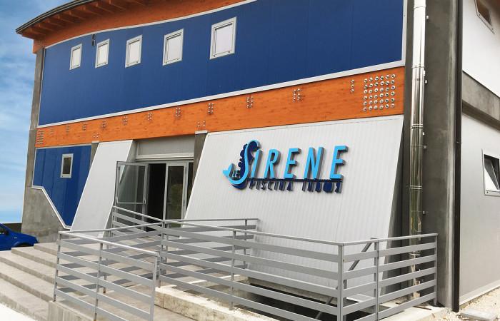 Piscina Le Sirene, apertura ufficiale il 3 novembre