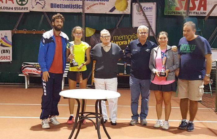 """Torneo """"Città di Morcone"""", vittoria per Gargano e Milanese"""