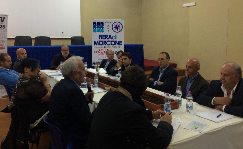 Fiera di Morcone, nasce il forum permanente sull'agricoltura