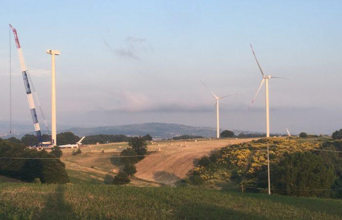 Una petizione online per dire NO a nuovi impianti eolici