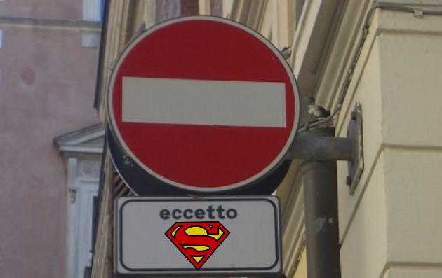 Senso unico su Via Roma: si, no, forse…. dipende