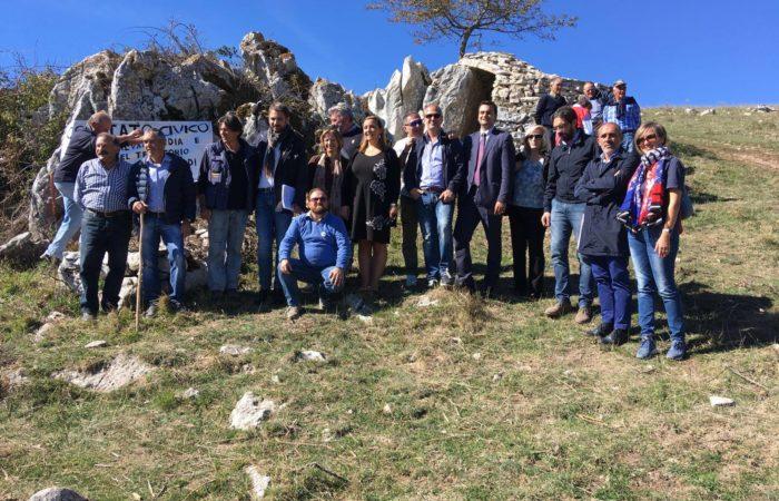 Riflettori accesi sulla Montagna di Morcone: NO all'eolico selvaggio