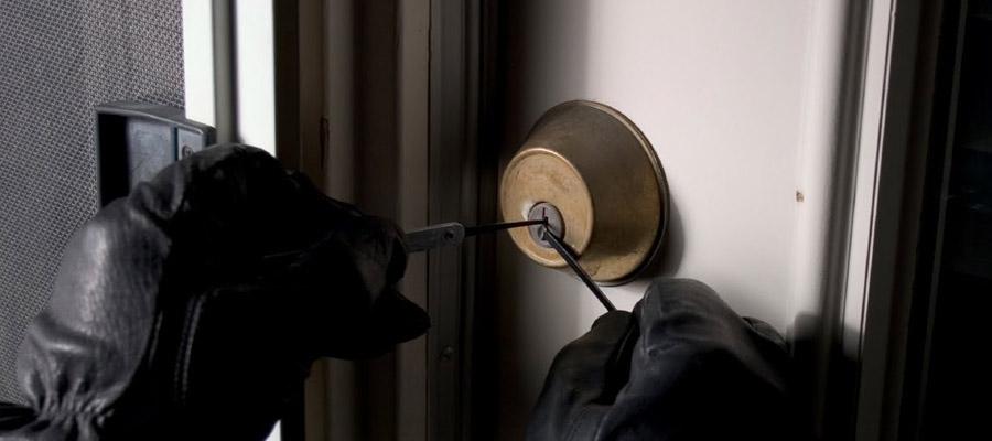 Ladri in abitazioni, torna la paura furti