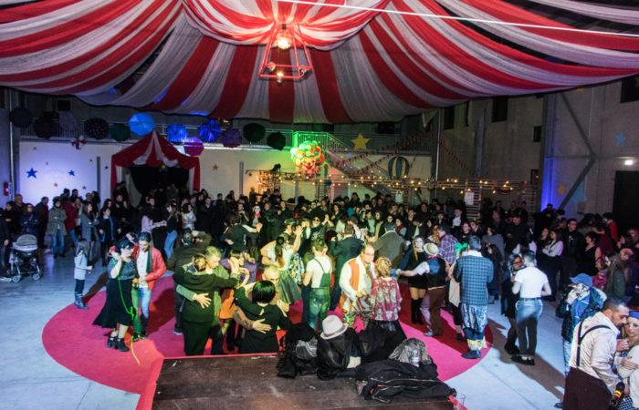 FotoRacconto del Carnival Show – Spettacolo di Cabaret