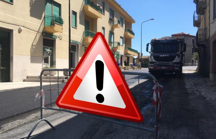 Mobilità su Via Roma: secondo il Ministero è una bomba ad orologeria