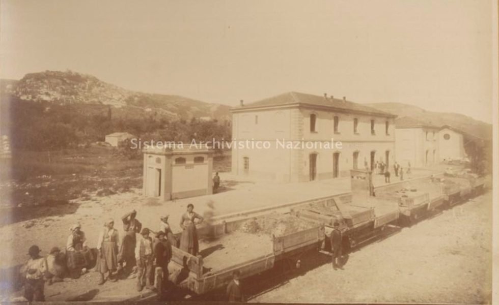 Il Primo Luglio riapre la Stazione per l'arrivo del treno storico FS