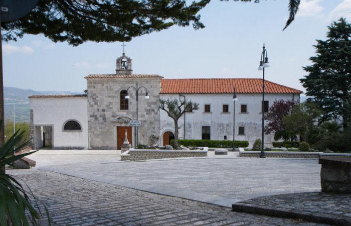 Il Convento dei Cappuccini, dove Francesco Forgione divenne fra Pio da Pietrelcina