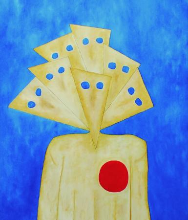 Deformazioni Artistiche, la mostra delle opere di Agostino Cumbo