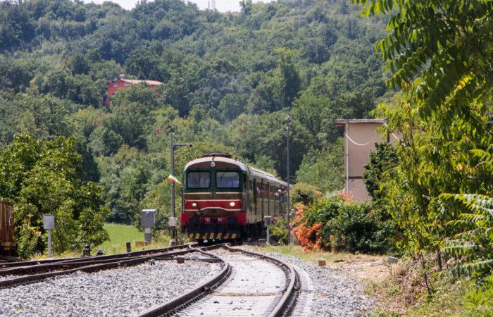 Il Treno Storico Sannio Express fa ritorno a Morcone