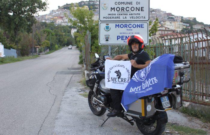 Da Morcone a Capo Nord, viaggio in moto sul tetto del mondo