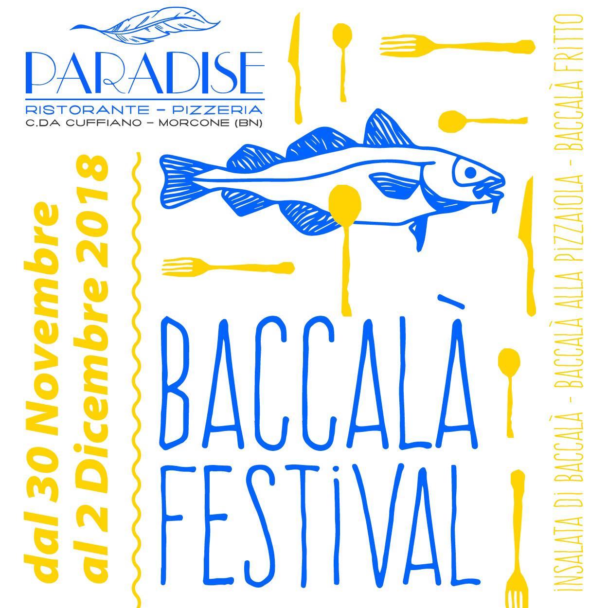 Paradise Baccalà Festival