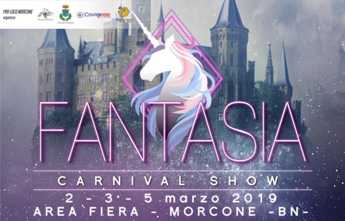 Carnevale 2019: Fantasia al CentroFiere