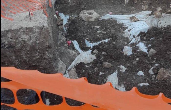 Eolico, i lavori riportano alla luce altre tombe a Pontelandolfo?