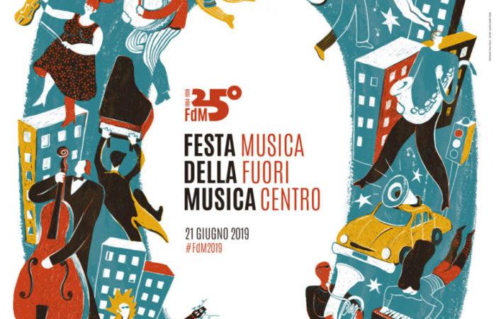 Tutto pronto per la Festa Europea della Musica 2019