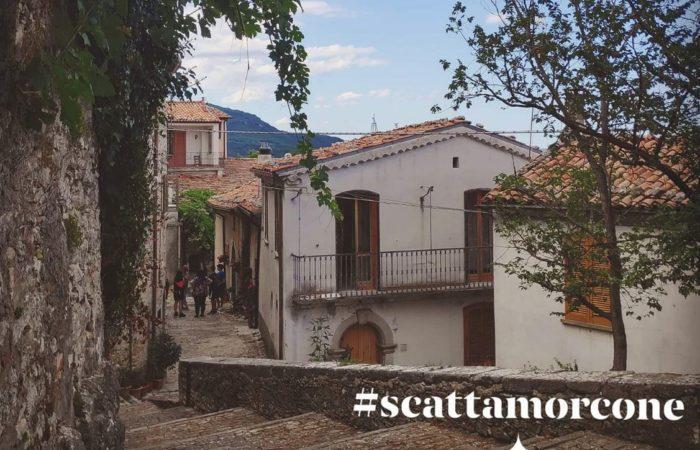 #scattamorcone è il concorso social fotografico dell'Estate