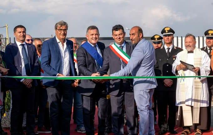Fiera di Morcone: il Presidente della Provincia Di Maria inaugura la XLVI Edizione
