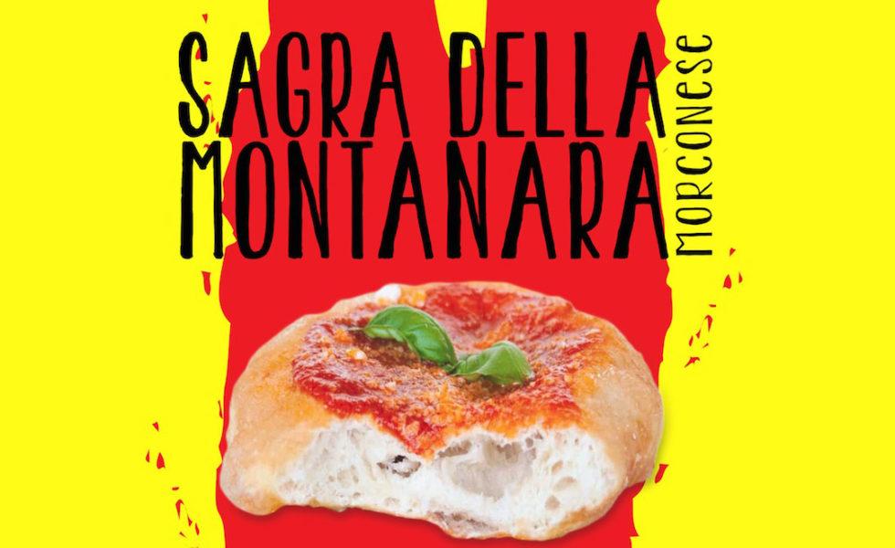 Sabato tutti in Piazza Manente per la Sagra della Montanara morconese !