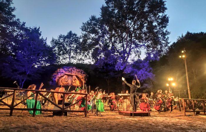 L'Orchestra Filarmonica di Benevento incanta Morcone