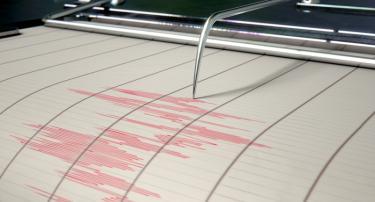 Lieve scossa di terremoto con epicentro Morcone