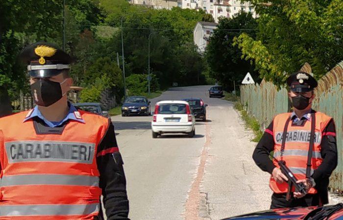 Droga e spaccio, nuovo arresto per i Carabinieri di Morcone